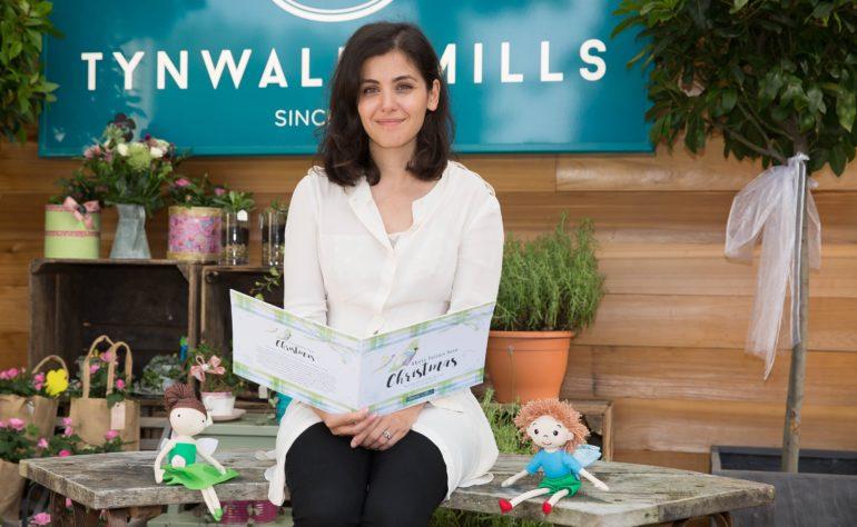 Katie Melua and fairies book